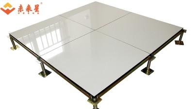 生产全钢抗静电地板的时候为什么要采用防静电措施