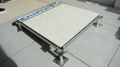 厂家详解满足HPL全钢防静电地板不开裂的条件
