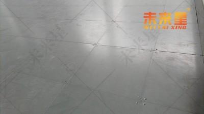 西安机房硫酸钙防静电地板特点详解