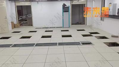 常用的3种防静电架空地板有什么优缺点?