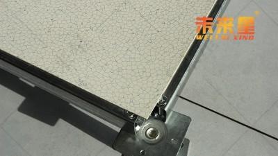 弱电机房铺设全钢防静电地板外,还可以怎样有效避免静电危害?