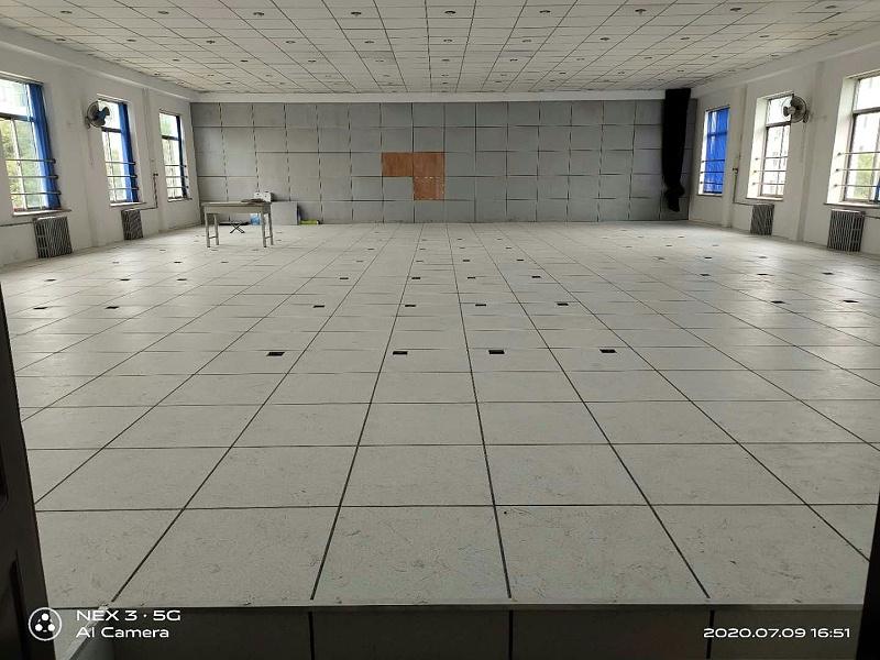 监控室防静电地板