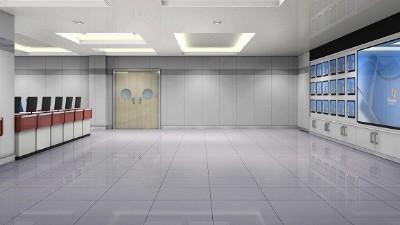 机房工程,是否可以不安装全钢防静电地板?