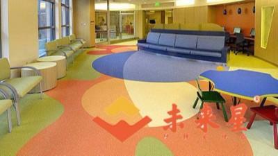 西安靠谱的PVC塑胶地板厂家