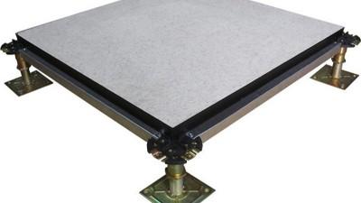 硫酸钙防静电地板和陶瓷防静电地板哪个好一点