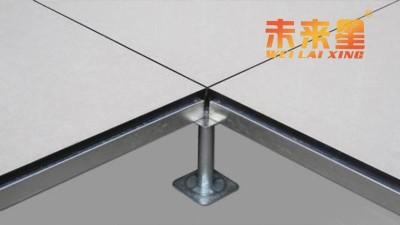 全钢防静电地板和硫酸钙防静电地板的区别与应用