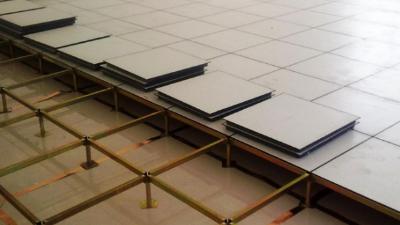 究竟是什么原因影响全钢防静电地板价格呢?