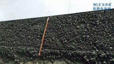 直铺防静电瓷砖地板是怎么卖的,和架空防静电瓷砖地板有什么区别