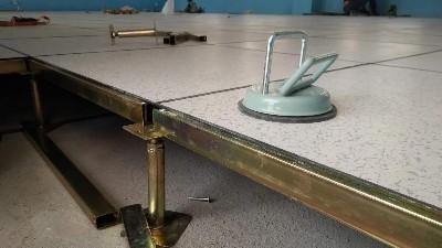 全钢高架防静电地板怎样安装,看完可以出师了