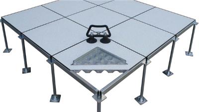 pvc防静电高架地板怎么选?价格多少钱?