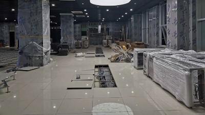 厂家解析:陶瓷防静电地板如何送风散热?