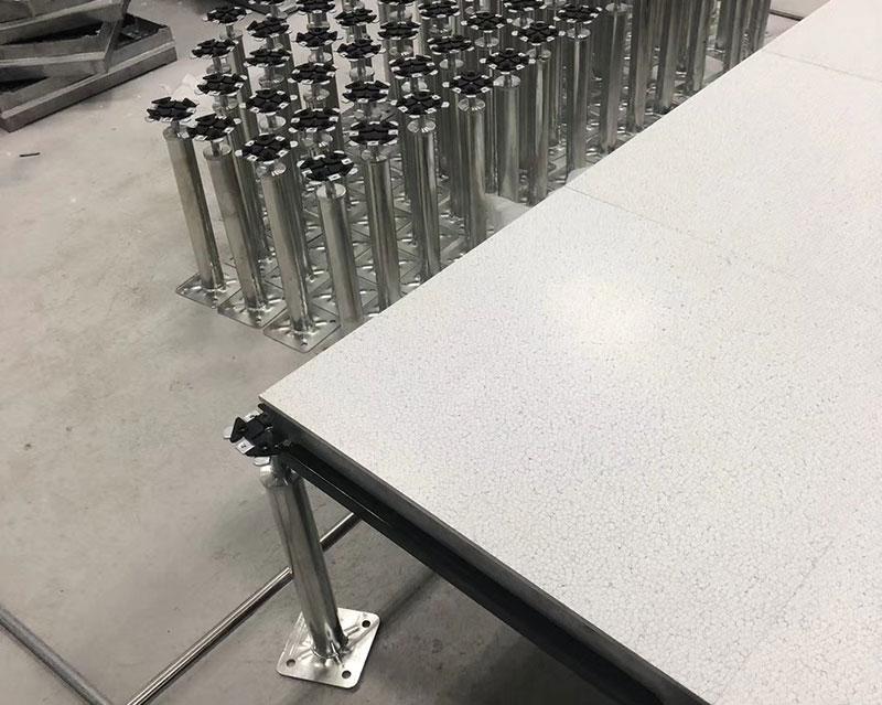 铝基防静电地板