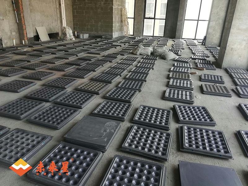 安装PVC防静电地板价格