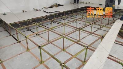 弱电机房防静电活动地板高度一般多高比较合适