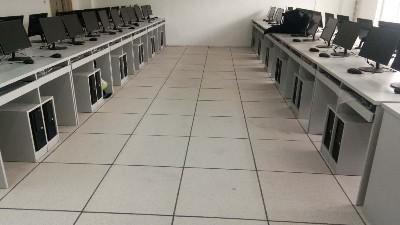 西安电脑房防静电地板价格一般多少钱一平方