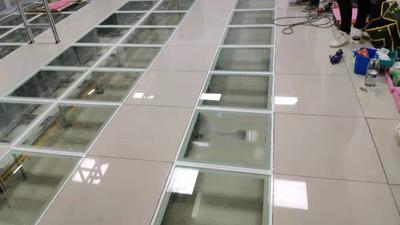 防静电活动地板安装教程(上)