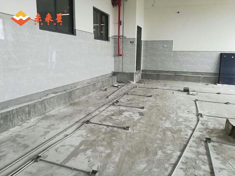 金属防静电活动地板