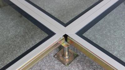 为什么有的机房里安装防静电透明玻璃地板?