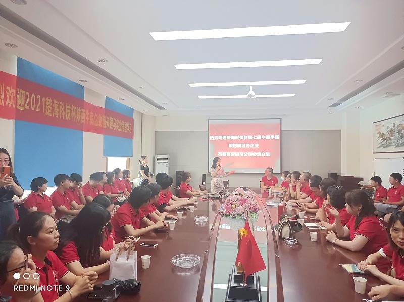 银马企业网络营销分享学习会议