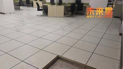 厂家解析:国标防静电地板与架空地板的区别