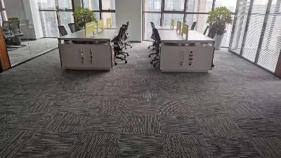 写字楼办公室地板采购人员看过来,5A写字楼都在用的高档地板