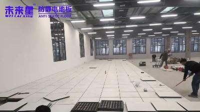 在西安卖全钢架空防静电地板久了,你会发现这些都是大实话
