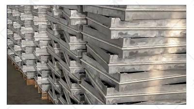 全铝防静电地板是怎样的防静电地板?