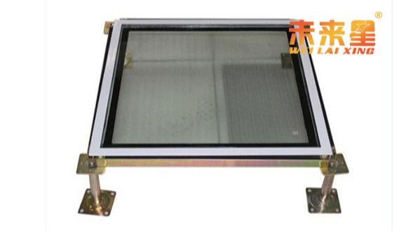 玻璃防静电地板