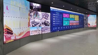 800平方未来星陶瓷防静电地板为西安铁路局数据中心保驾护航