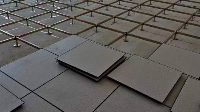 《独家》未来星防静电地板厂家,教您静电地板怎么铺