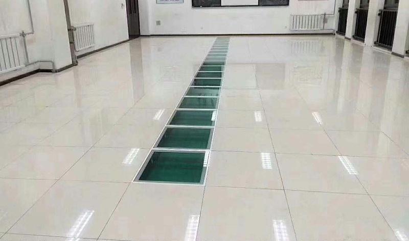 西安防静电地板