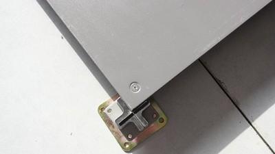 无边全钢防静电地板的分类及市场上常见的无边全钢防静电地板