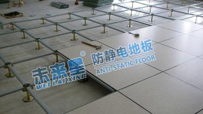 你必须要了解的常用的防静电架空活动地板知识