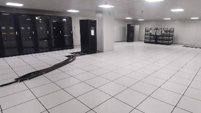 西安安防监控中心消控室防静电地板安装注意规范