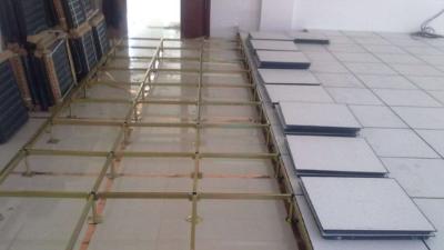 为什么全钢防静电活动地板表面要贴贴面?