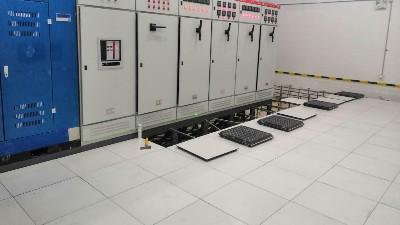 速看!控制室防静电地板一般什么材质?