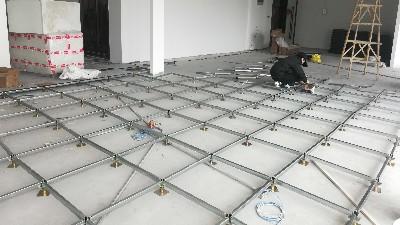 防静电支架地板安装的5大要求,您知道吗?