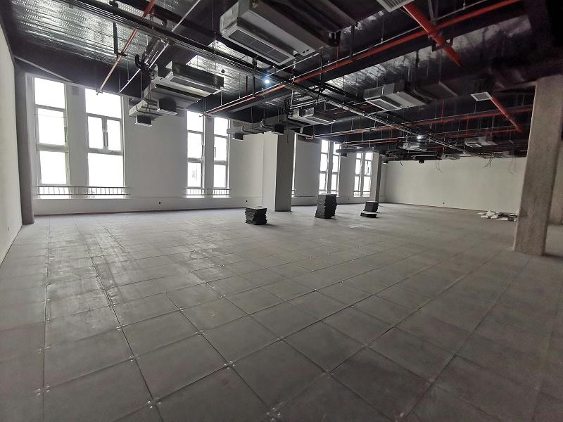 未来星品牌办公室OA网络地板