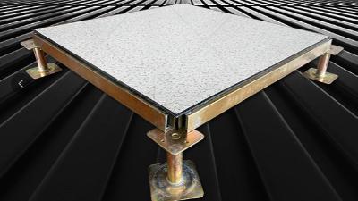 机房防静电地板贴面开裂、起壳的起因和解决方法!