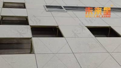 在西安,机房用的pvc防静电地板多钱一平?