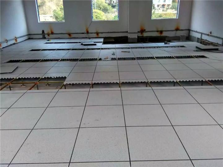 消防监控室防静电地板