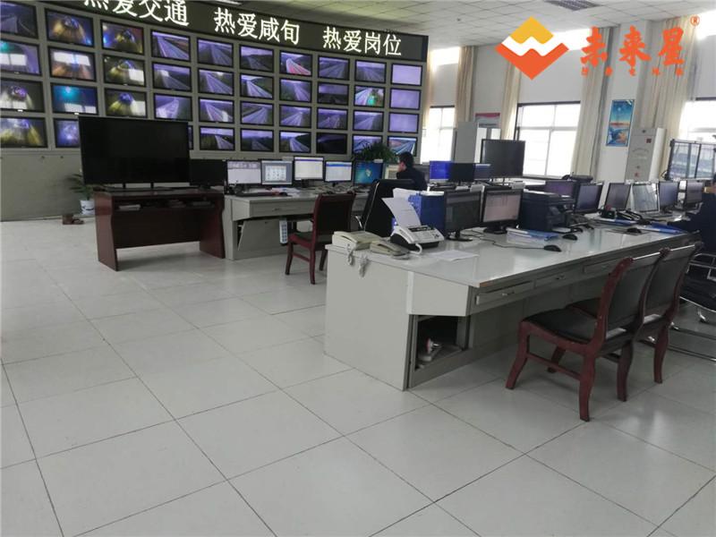 消防控制室架空防静电地板