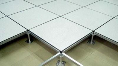 常见的3种西安防静电活动地板哪种使用寿命更长久