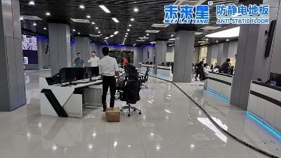 为什么做机房工程的人都说陶瓷防静电地板性价比高?