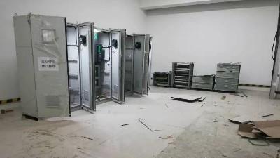 配电室全钢防静电地板安装教程,未来星地板厂家为您解答