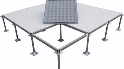 如何选择重庆防静电地板厂家品牌性价比高的?