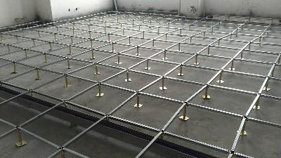 防静电地板是什么,为什么要选择架空防静电地板?
