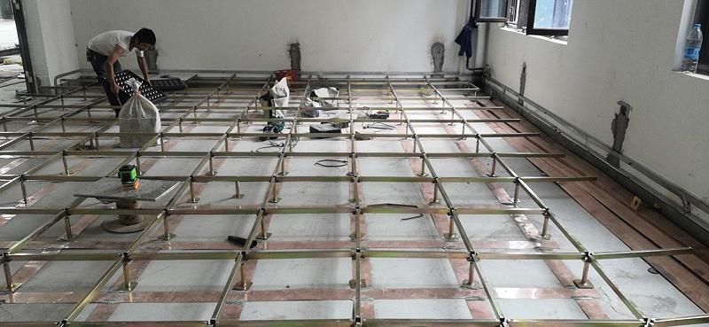 防静电地板支架