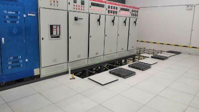 弱电房防静电地板的优势