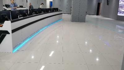 陶瓷防静电地板施工时该注意什么?
